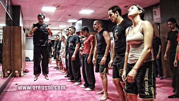 Cardio Training Tabata Style