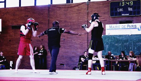 Sanda – Boxe Chinoise : Championnat de France Boji Juin 2012