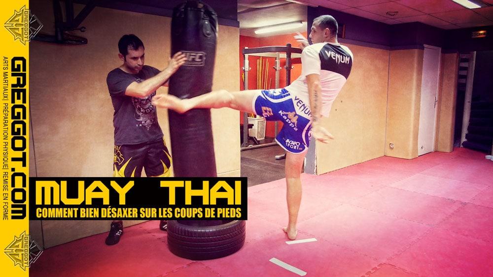 Muay Thaï : Comment améliorer ses coups de pieds avec Brice Guidon