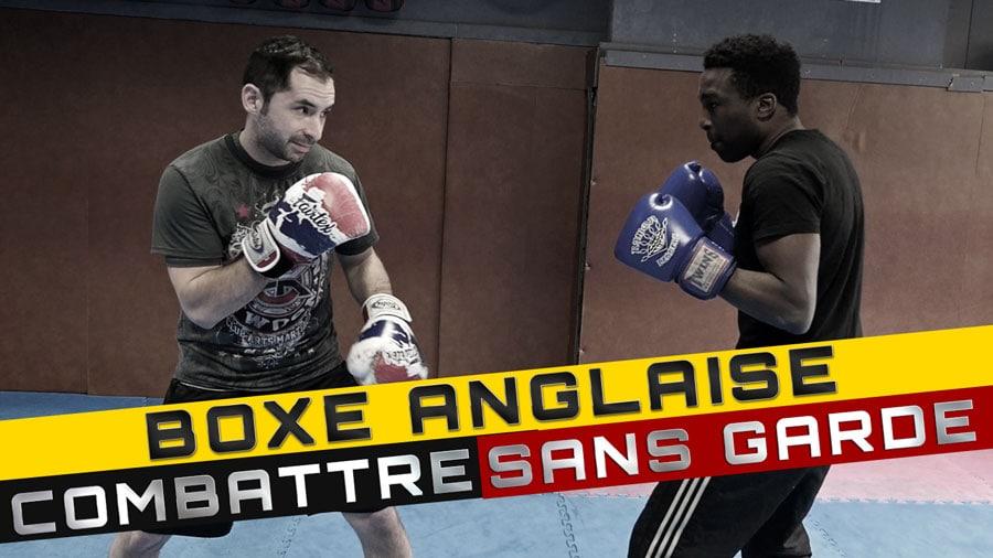 Boxe Anglaise : Combattre sans GARDE ? GREGGOT & Rikaans
