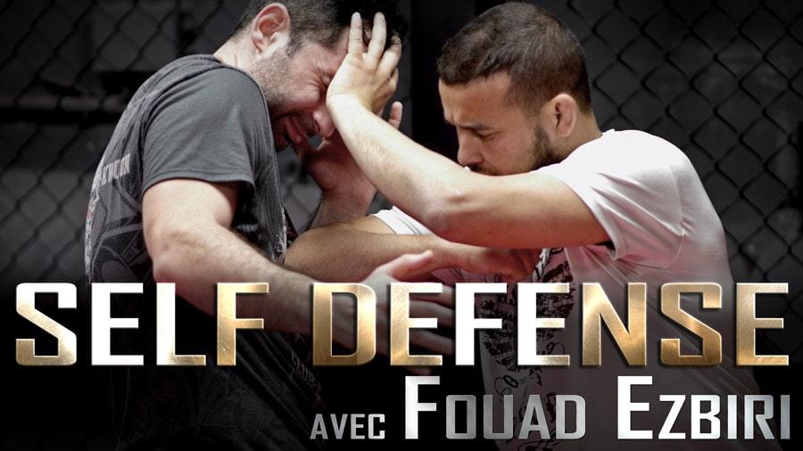 SELF DEFENSE avec Fouad Ezbiri