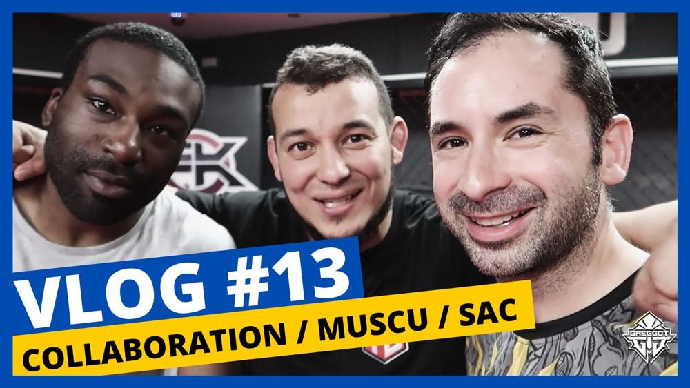 GREGGOT VLOG#13 – Collaboration / Musculation / Sac de Frappe