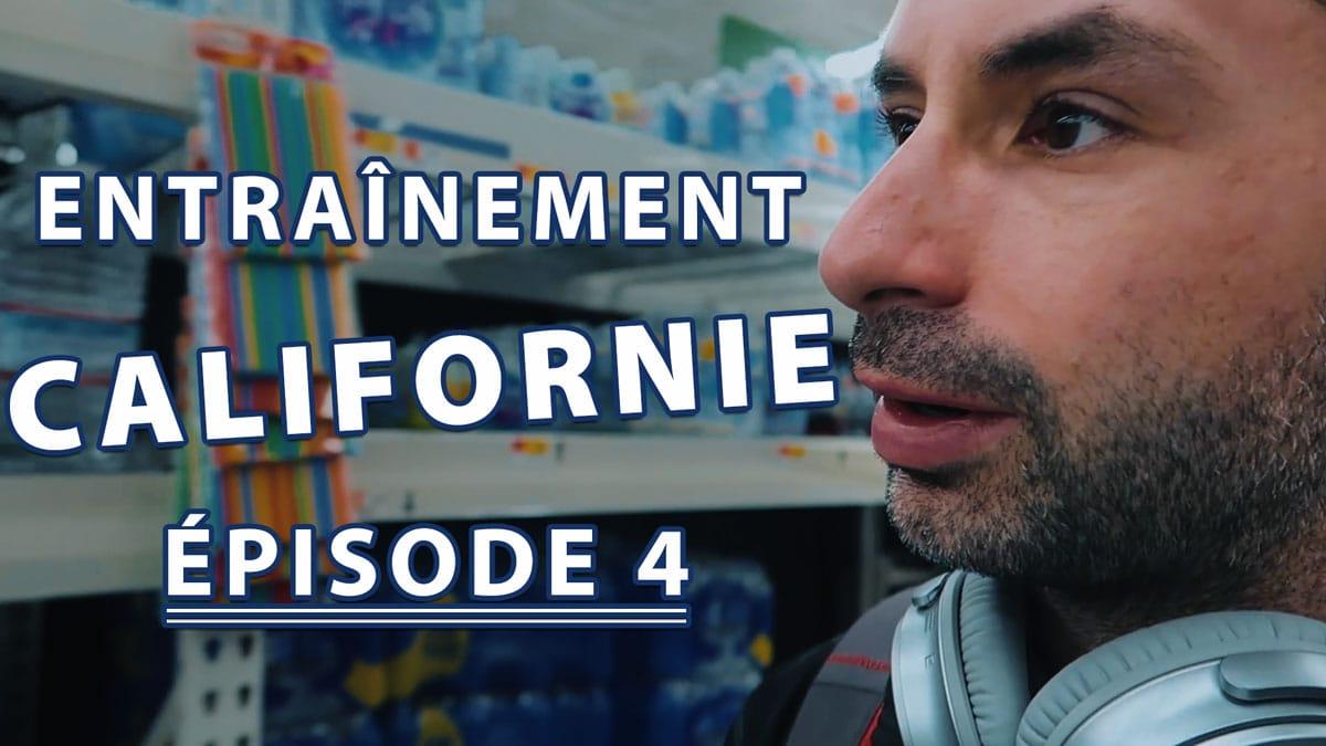 ENTRAINEMENT MMA EN CALIFORNIE ÉPISODE 4