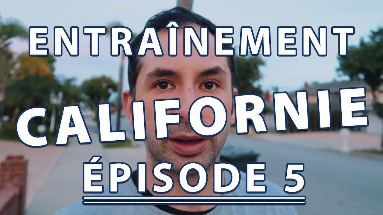 ENTRAINEMENT MMA EN CALIFORNIE ÉPISODE 5