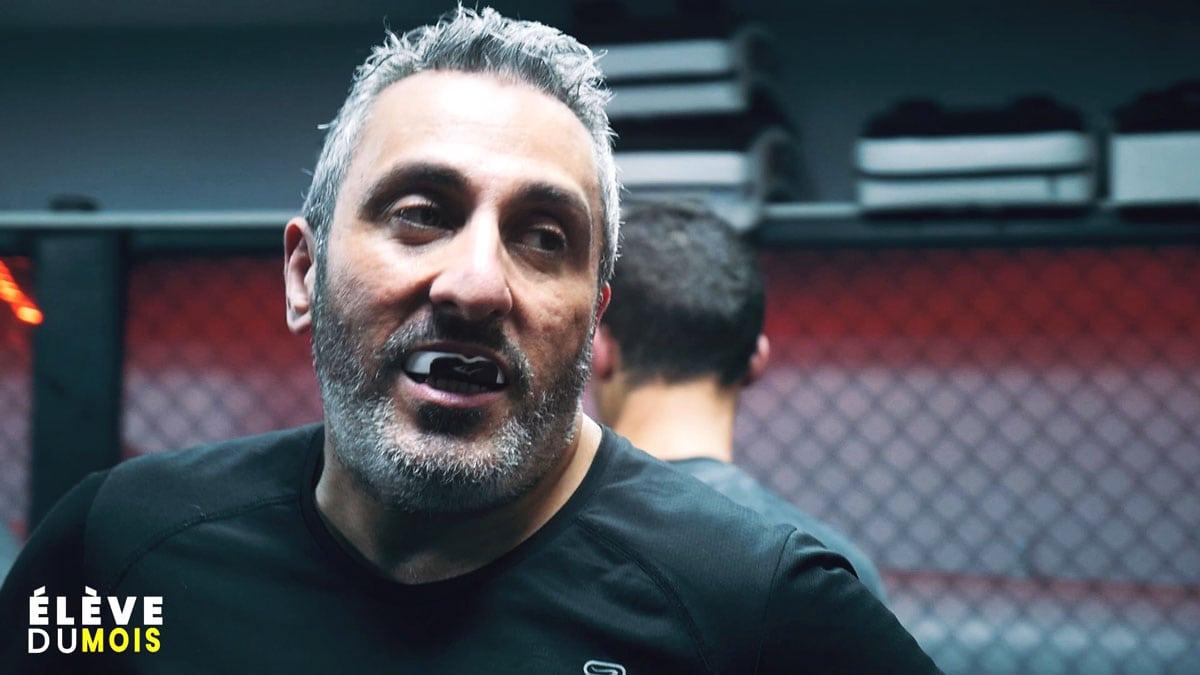 CLUB MMA FUSHAN KWOON – ÉLÈVE DU MOIS: OLIVIER G.